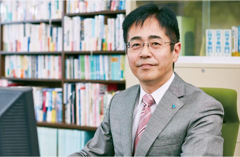 代表取締役社長 萩原和志